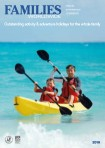 Families Worldwide brochure front cover.