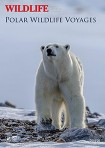 Polar Wildlife Voyages brochure front cover.